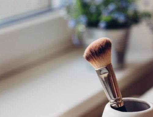 Professionelles Make-up für Bewerbungsfoto