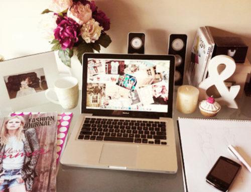 Arbeit im Home Office