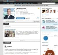 1 LinkedIn Page