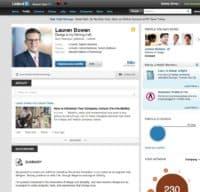 2 LinkedIn Page